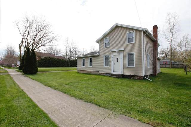 8303 W Ridge Road, Clarkson, NY 14420 (MLS #R1259664) :: Robert PiazzaPalotto Sold Team