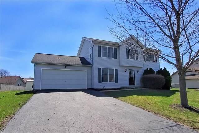 94 Windelin Drive, Henrietta, NY 14467 (MLS #R1259717) :: Robert PiazzaPalotto Sold Team