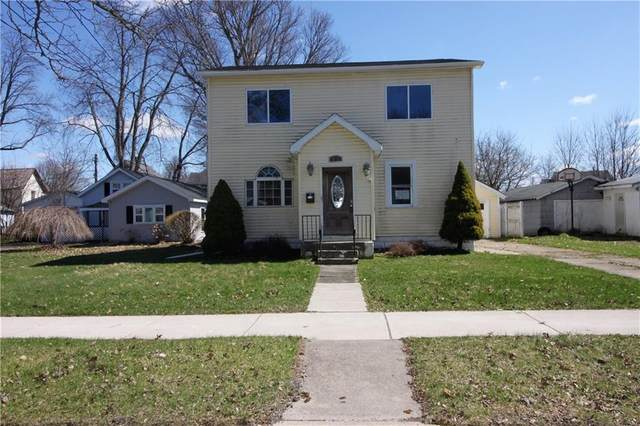 116 E Mosher Street, Ellicott, NY 14733 (MLS #R1259752) :: BridgeView Real Estate Services