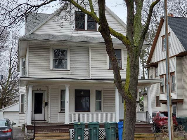 203 Driving Park Avenue, Rochester, NY 14613 (MLS #R1259799) :: Updegraff Group