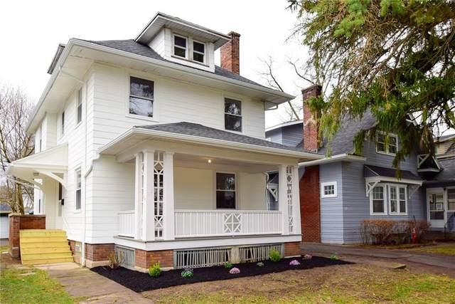 215 Thurston Road, Rochester, NY 14619 (MLS #R1259853) :: Updegraff Group