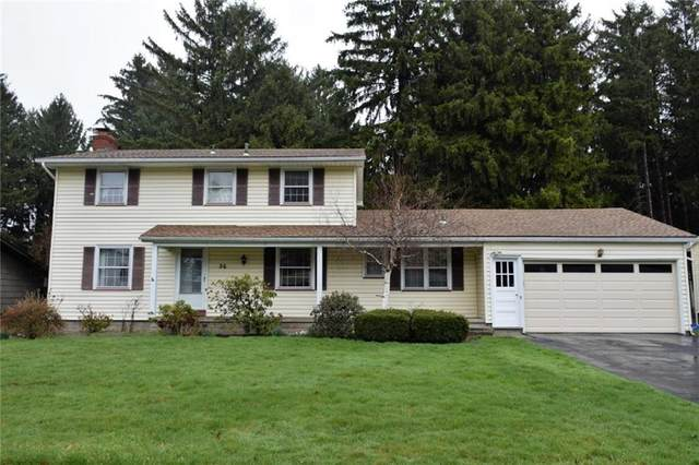 26 Astronaut Drive, Irondequoit, NY 14609 (MLS #R1259866) :: Updegraff Group