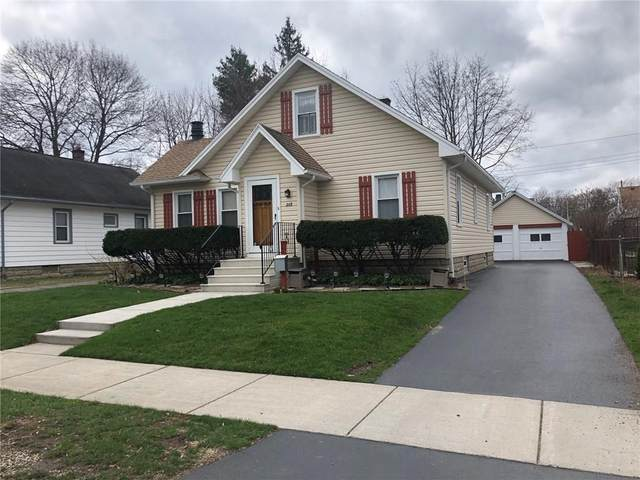 268 Woodcrest Road, Greece, NY 14616 (MLS #R1259921) :: Updegraff Group