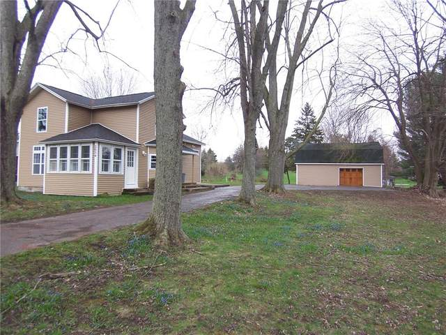 2054 Maple Avenue, Palmyra, NY 14522 (MLS #R1259952) :: BridgeView Real Estate Services