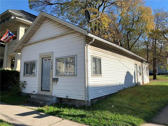 1728 Saint Paul Street, Rochester, NY 14621 (MLS #R1259992) :: TLC Real Estate LLC