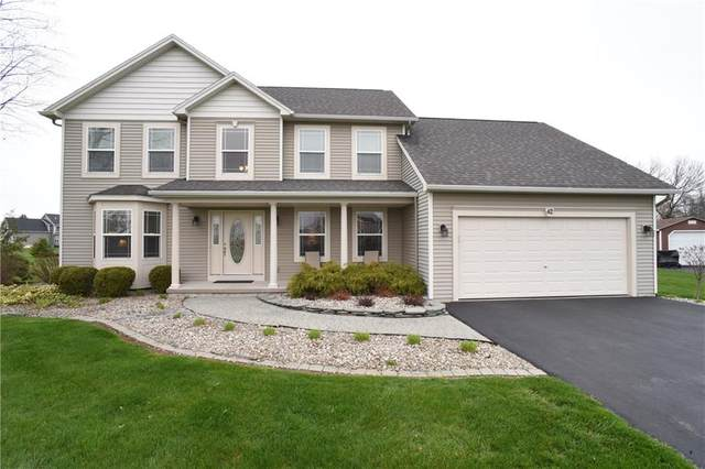 42 Summertime Trail, Parma, NY 14468 (MLS #R1260030) :: BridgeView Real Estate Services