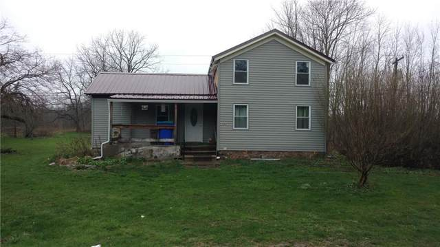 5324 S S Holley Rd Road, Clarendon, NY 14470 (MLS #R1260129) :: BridgeView Real Estate Services