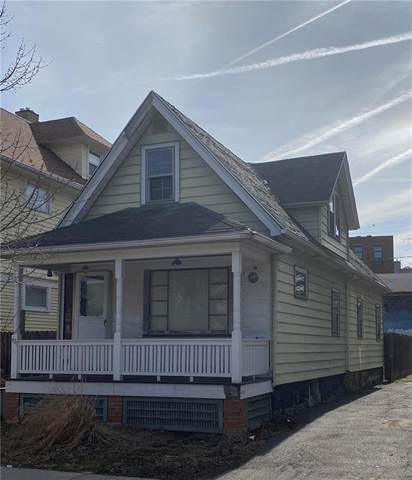 421 Gregory Street, Rochester, NY 14620 (MLS #R1260290) :: 716 Realty Group