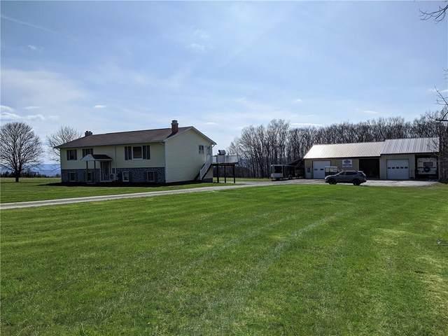 2650 Knapp Road, Barrington, NY 14837 (MLS #R1261147) :: BridgeView Real Estate Services