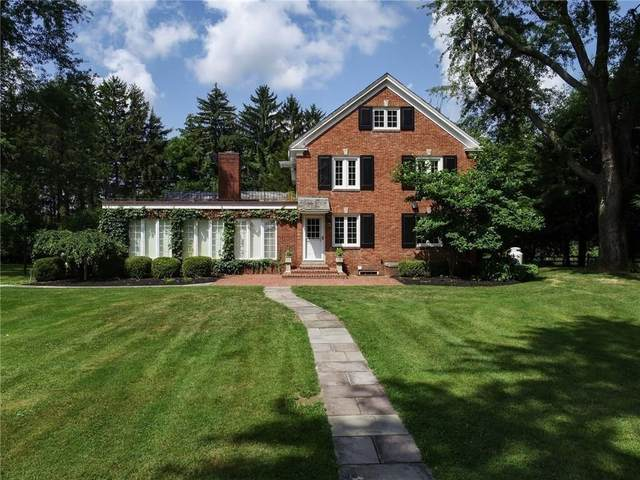 383 Pond Road, Mendon, NY 14472 (MLS #R1261800) :: Lore Real Estate Services