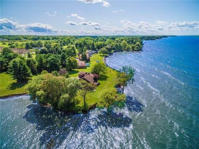2629 Lake Road, Ontario, NY 14519 (MLS #R1262137) :: Lore Real Estate Services
