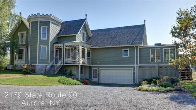 2179 State Route 90, Ledyard, NY 13026 (MLS #R1262589) :: Lore Real Estate Services