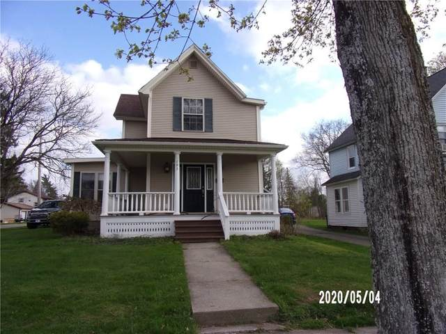 203 Cole Avenue, Jamestown, NY 14701 (MLS #R1262978) :: 716 Realty Group