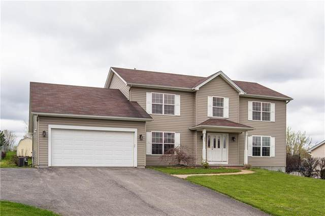 21 Berry Grove Lane, Clarkson, NY 14420 (MLS #R1263054) :: Robert PiazzaPalotto Sold Team