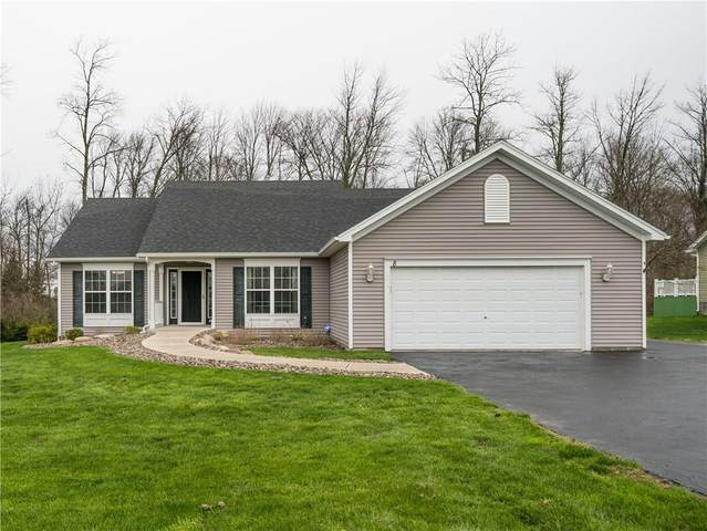 8 Blue Mountain Drive, Parma, NY 14468 (MLS #R1263125) :: Updegraff Group