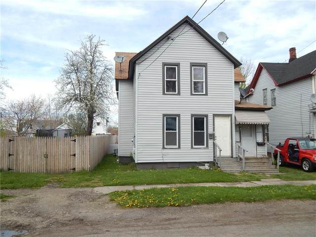 134 Townsend Street, Dunkirk-City, NY 14048 (MLS #R1263677) :: 716 Realty Group
