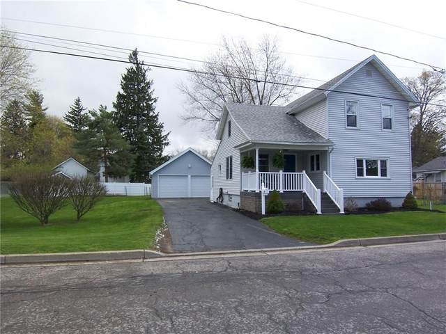 42-44 Ganson Avenue, Batavia-City, NY 14020 (MLS #R1263786) :: Lore Real Estate Services