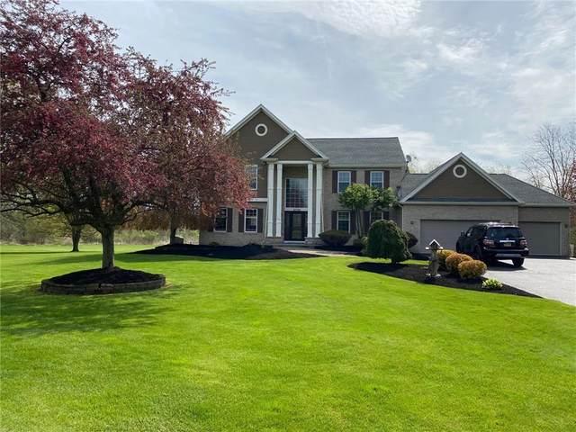 6700 Woodbrooke Road, Victor, NY 14564 (MLS #R1263971) :: Lore Real Estate Services