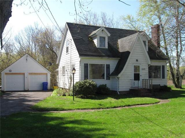 4143 Buffalo Road, Ogden, NY 14624 (MLS #R1264116) :: Lore Real Estate Services