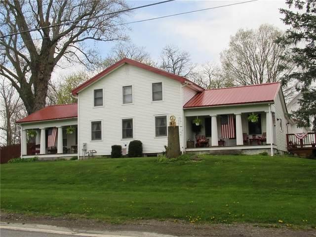 11066 S Lake Road, Pavilion, NY 14525 (MLS #R1264249) :: MyTown Realty