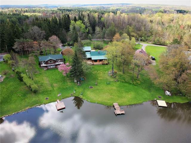 83 Little Lake Rd, Bennington, NY 14004 (MLS #R1264302) :: Lore Real Estate Services