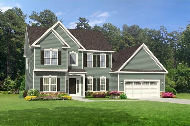 120 Country Village Lane, Parma, NY 14468 (MLS #R1264314) :: MyTown Realty