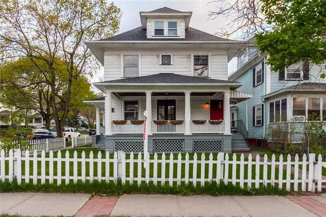 1119 Monroe Avenue, Rochester, NY 14620 (MLS #R1264456) :: Updegraff Group