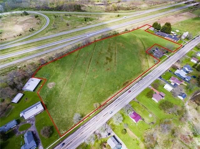 0 E Main St Extension, Ellicott, NY 14733 (MLS #R1265146) :: BridgeView Real Estate Services