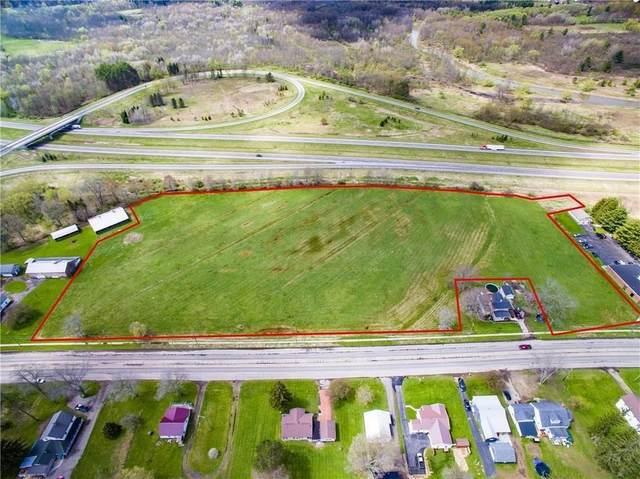 0 E Main St Extension, Ellicott, NY 14733 (MLS #R1265162) :: BridgeView Real Estate Services