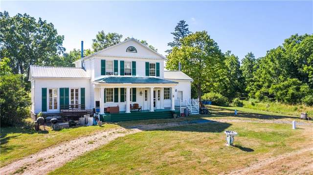 3433 Parker Road N, Fayette, NY 13148 (MLS #R1265222) :: 716 Realty Group
