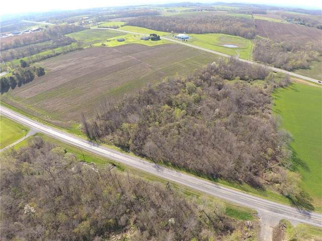 0 Route 5 & 20, Canandaigua-Town, NY 14424 (MLS #R1265226) :: MyTown Realty