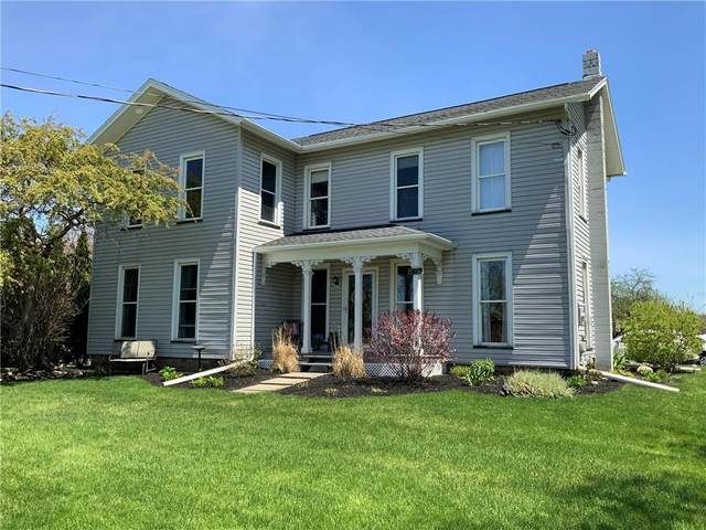 1813 Oak Orchard Road, Carlton, NY 14411 (MLS #R1265373) :: Lore Real Estate Services