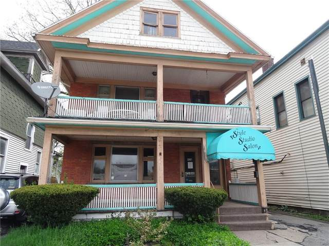 928 Clinton Avenue S, Rochester, NY 14620 (MLS #R1265430) :: Updegraff Group