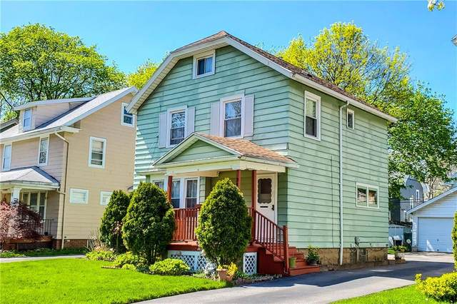 318 Roxborough Road, Rochester, NY 14619 (MLS #R1265487) :: Updegraff Group