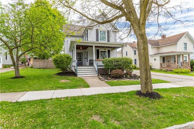 125 W Gibson Street, Canandaigua-City, NY 14424 (MLS #R1265560) :: Lore Real Estate Services