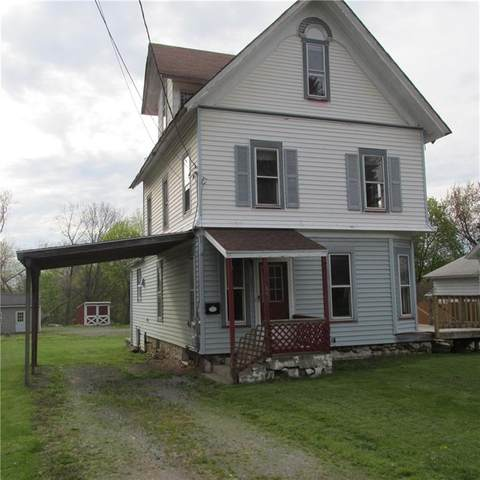 6091 State Route 21, Williamson, NY 14589 (MLS #R1265600) :: Lore Real Estate Services