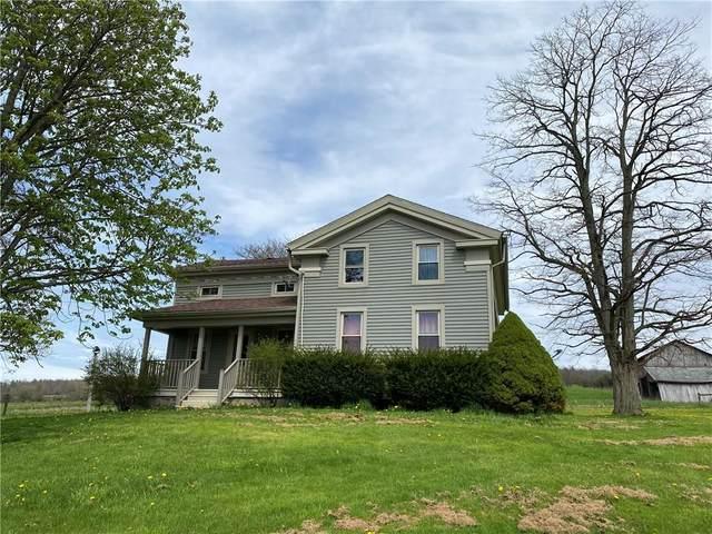 3536 Vanvleet Road, Tyrone, NY 14891 (MLS #R1265655) :: Thousand Islands Realty