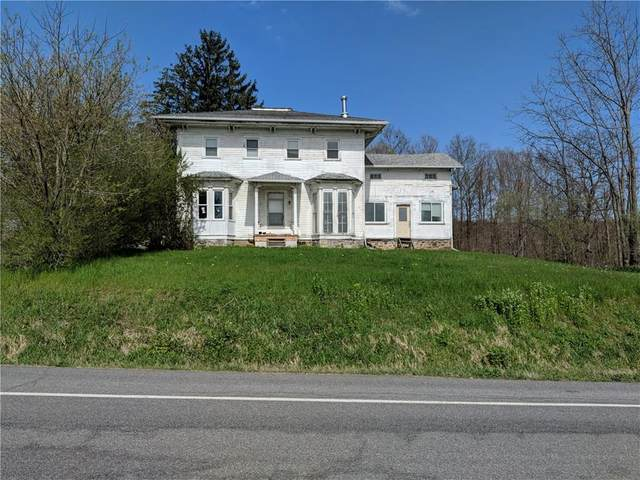 5624 County Road 37, Canadice, NY 14466 (MLS #R1265691) :: Lore Real Estate Services