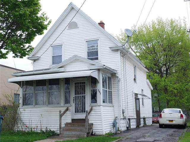 582 Hague Street, Rochester, NY 14606 (MLS #R1265712) :: 716 Realty Group