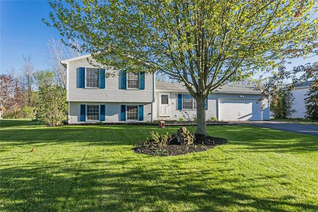 11 Woodstock Lane, Clarkson, NY 14420 (MLS #R1265799) :: MyTown Realty