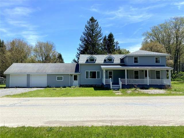 92 Center Street, Angelica, NY 14709 (MLS #R1265819) :: BridgeView Real Estate Services