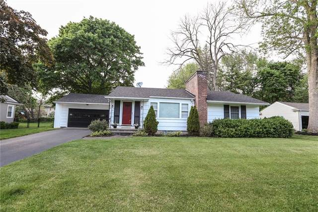 50 Overbrook Road, Pittsford, NY 14618 (MLS #R1265935) :: Lore Real Estate Services