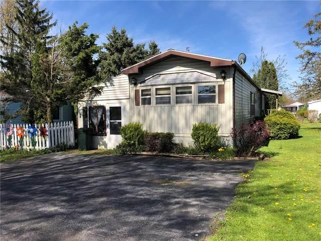 3233 Pratt Road 4B, Batavia-Town, NY 14020 (MLS #R1265949) :: MyTown Realty