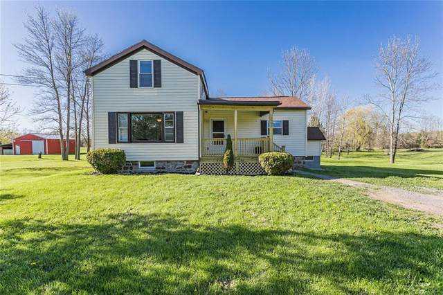 15903 Brown Schoolhouse Road, Clarendon, NY 14470 (MLS #R1265993) :: MyTown Realty