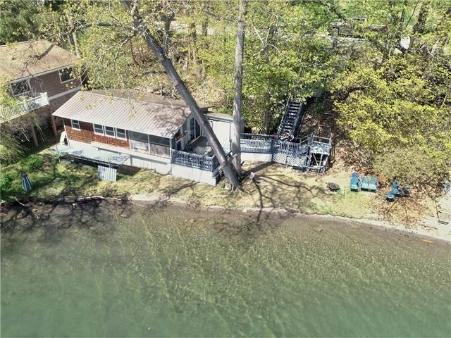 7387 E Bluff Drive, Jerusalem, NY 14527 (MLS #R1266033) :: Updegraff Group