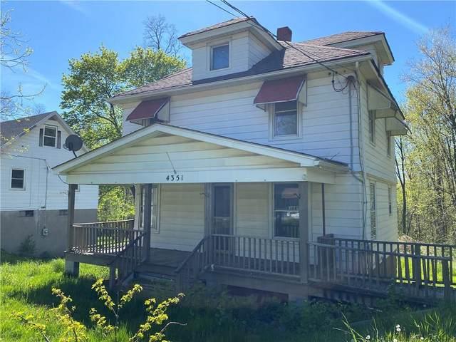 4351 Ridge Road, Williamson, NY 14589 (MLS #R1266060) :: Lore Real Estate Services