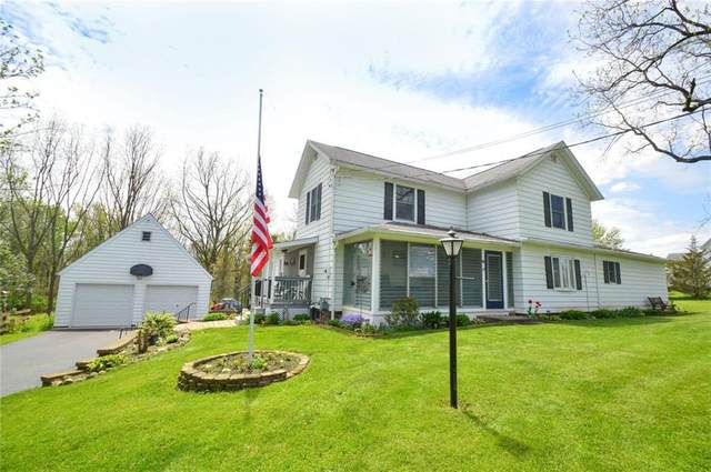 51 Clifton Rd Road, Chili, NY 14428 (MLS #R1266127) :: Lore Real Estate Services