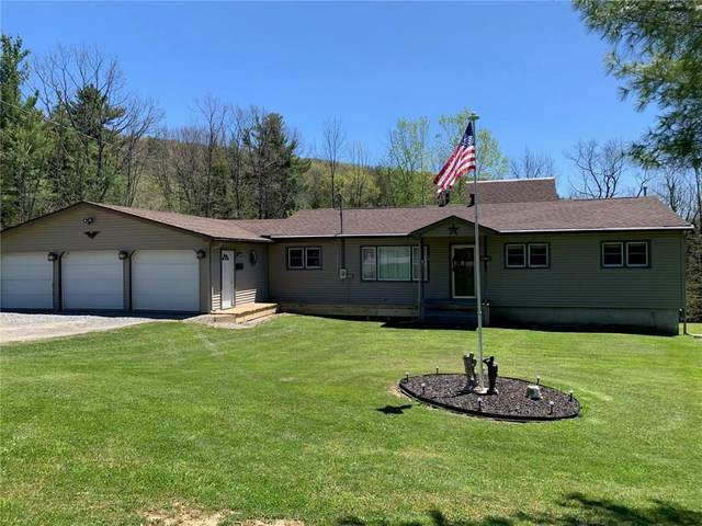 279 Hartsville Hill Road, Alfred, NY 14803 (MLS #R1266140) :: BridgeView Real Estate Services