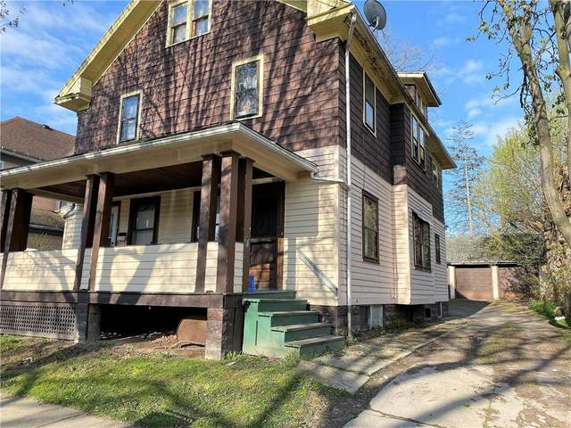 33 Rainier Street #35, Rochester, NY 14613 (MLS #R1266150) :: Lore Real Estate Services
