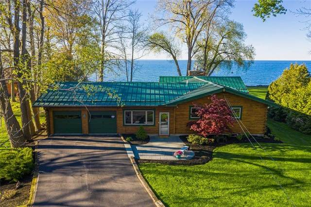 7130 Tucker Lane, Hamlin, NY 14464 (MLS #R1266232) :: Lore Real Estate Services